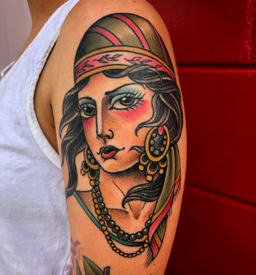 Hawks Electric Tattoos